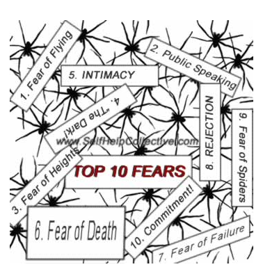 how to get rid of fears and phobias with hypnotherapy